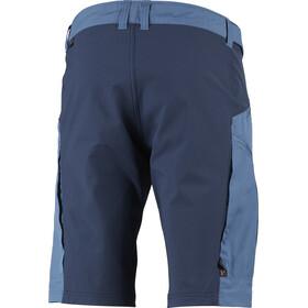 Lundhags Makke Shorts Herre azure/deep blue